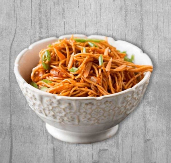 Chilly Hakka Noodles