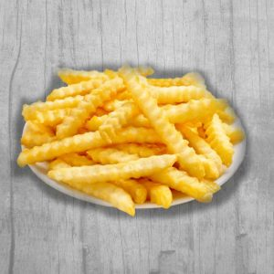 Loaded French Fries Milkbar