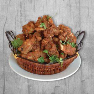 Garlic Chicken Milkbar
