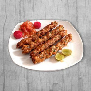 Veg Seekh Kebab Milkbar